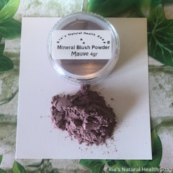 Mineral Blush Powder Mauve