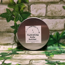 Hydrating Body Butter in a Tin