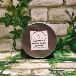 Avocado & Melon Seed Body Butter