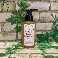 Body & Face Cleansing Oil