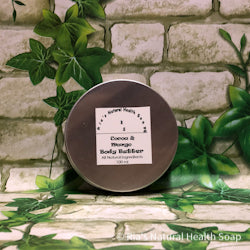 Cocoa & Mango Body Butter in a Tin