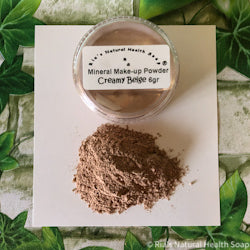 Mineral Make-up Powder Creamy Beige