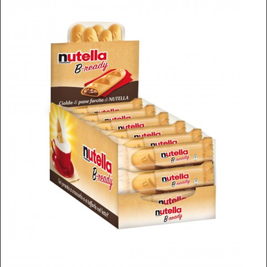 NUTELLA B-READY   19GR EXPO X 36pcs (1 in a box)