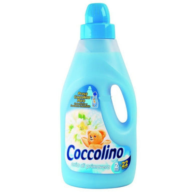 COCCOLINO BLU AMMORBIDENTE 2 LT (8 in a box)