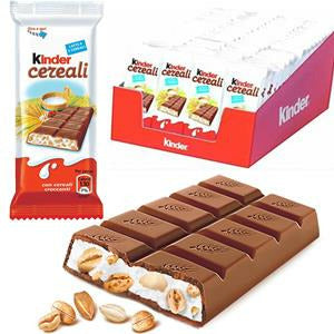 KINDER CEREALI SINGOLO   23 GR (72 in a box)