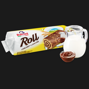BALCONI ROLL CACAO   300 GR (11 in a box)