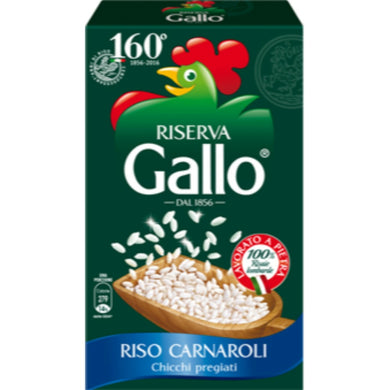 GALLO RISO CARNAROLI     1 KG (12 in a box)