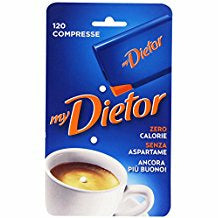 DIETOR COMPRESSE X120   6 GR (30 in a box)