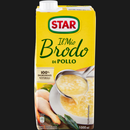 STAR BRODO LIQUIDO CHICKEN 1lt (6 in a box)