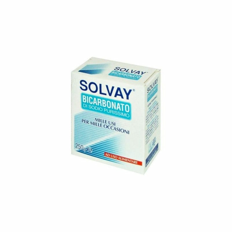 SOLVAY BICARBONATO     250 GR (40 in a box)