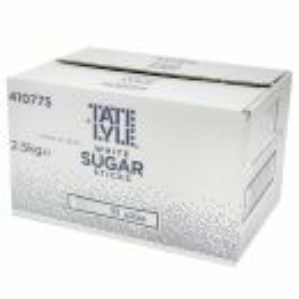 TATE & LYLE SUGAR STICK WHITE 1X1000