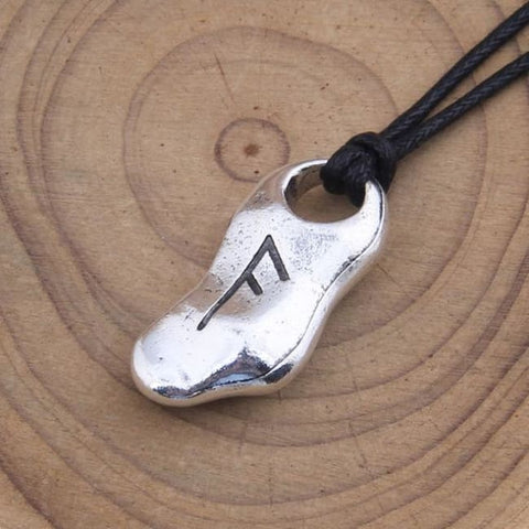 Individual Rune Adjustable Necklace - Photo Style 4 / With Box / Adjustable