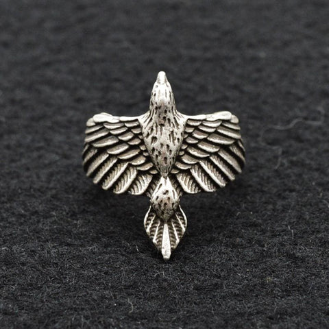 Norse Raven - Ring