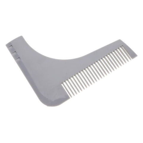 Plastic Coloured Beard Shaping Tool