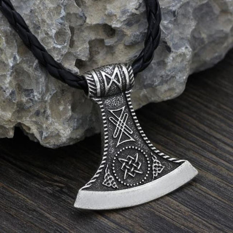 Slavic Axe - Necklace