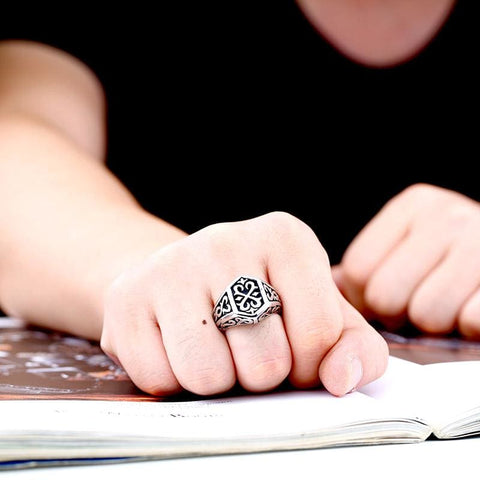 Thors Ring - Stainless Steel