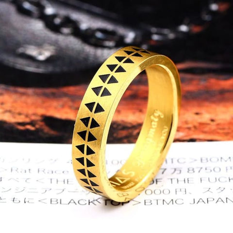 Vikings Ring - 6 / BR-R088gold