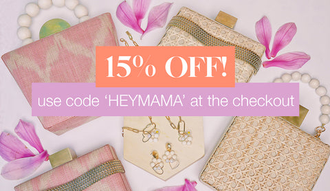 Bags & jewelry for Mother's Day