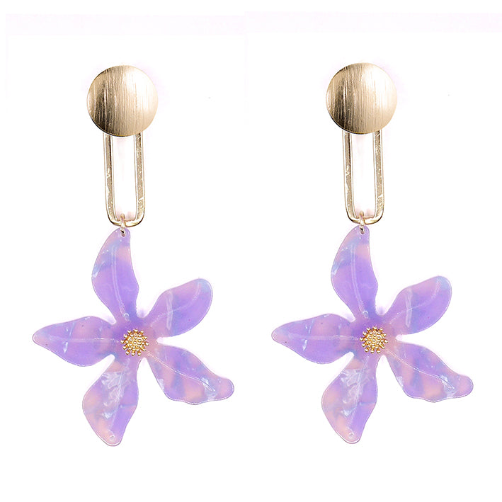 THE MARGOT Flower Earrings