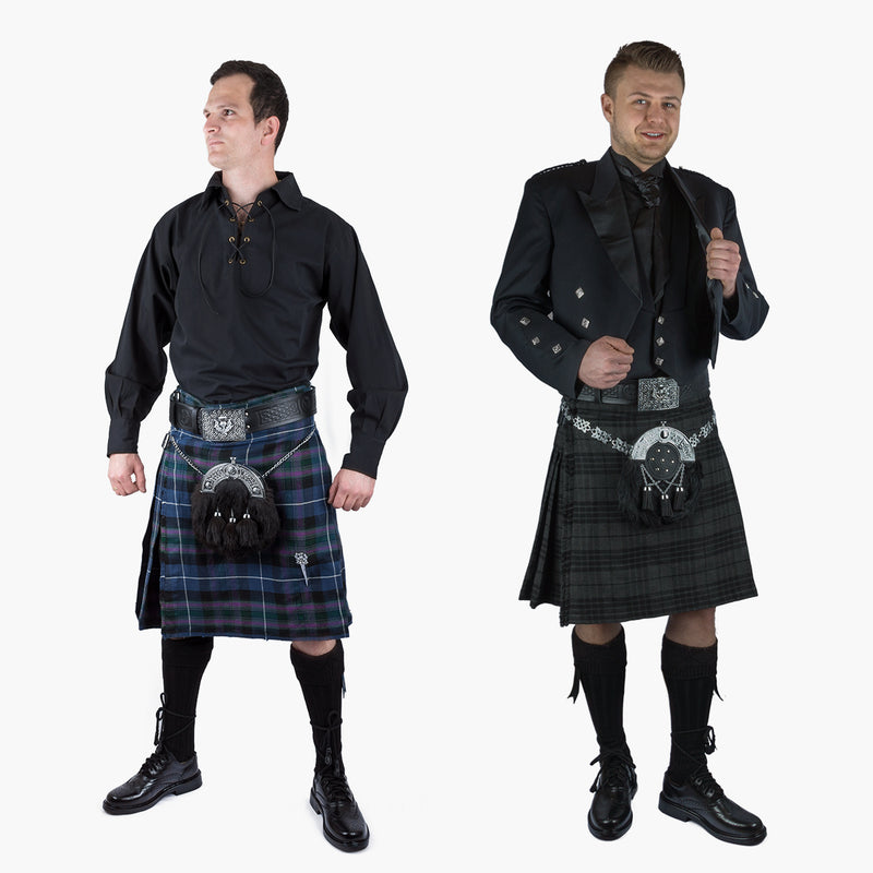 cheap scottish kilt packages