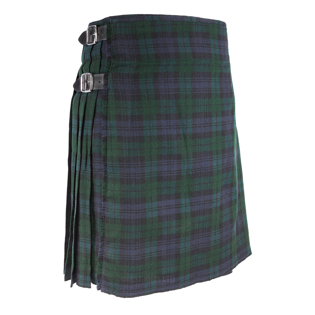 Best Value Scottish Mens Kilt 5 Yard Black Watch