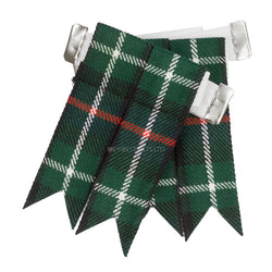 Best Value Kilt Flashes MacKenzie