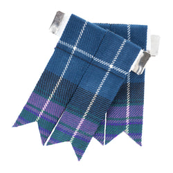 Best Value Kilt Flashes Pride Of Scotland Tartan