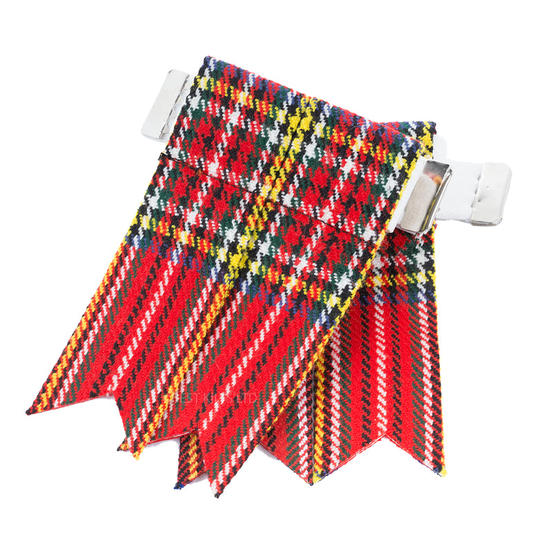Best Value Kilt Tartan Flashes Royal Stewart