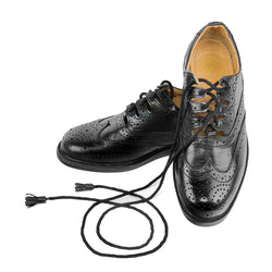 Mens Scottish Ghillie Brogues Kilt Shoes