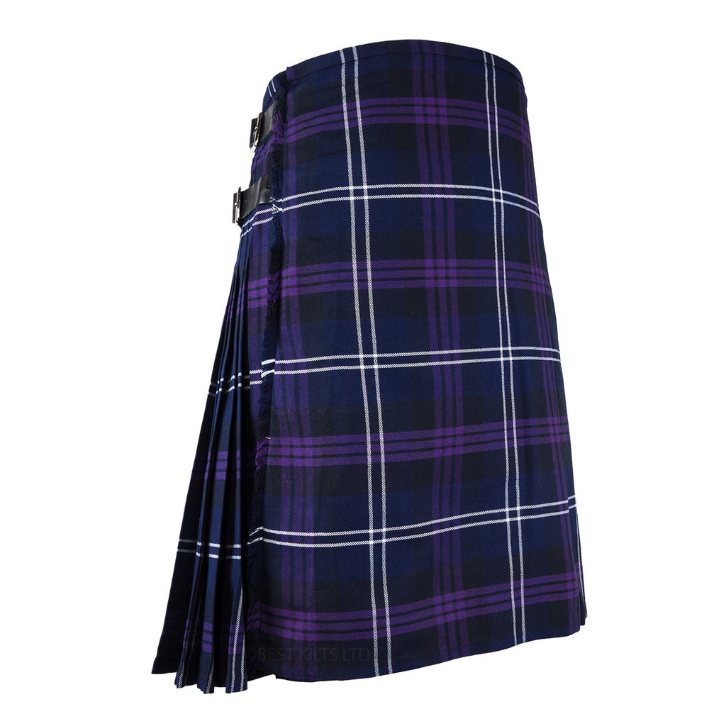 Mens Scottish Traditional 8 Yard Kilt Heritage of Scotland