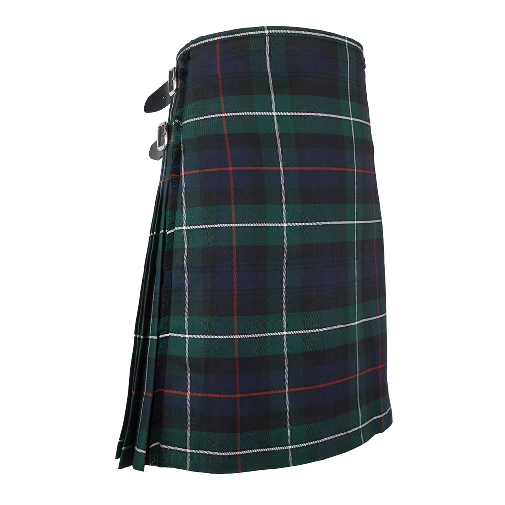 Mens Scottish Traditional 8 Yard Kilt Mackenzie