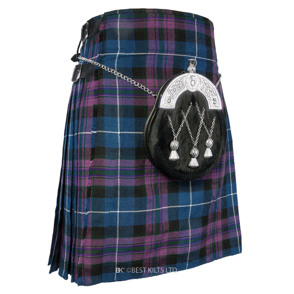 Best Value Scottish Mens Kilt 5 Yard Pride Of Scotland