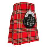 Best Value Scottish Mens Kilt 5 Yard Royal Stewart