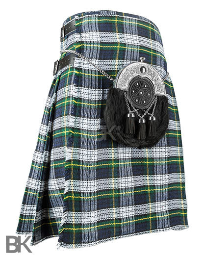 Best Value Scottish Mens Kilt 5 Yard Dress Gordon
