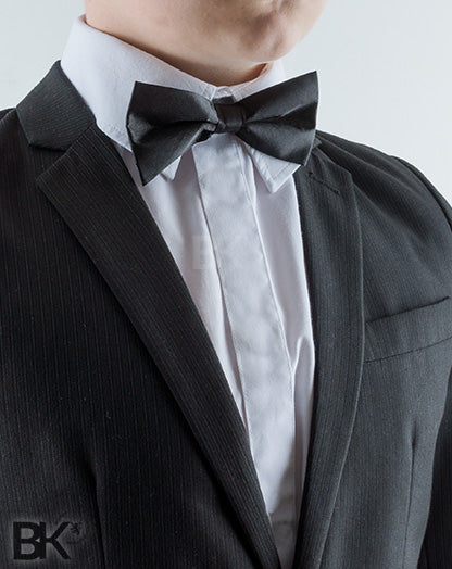 Bow Tie Plain Black