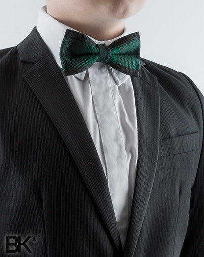 Tartan Bow Tie Black Watch