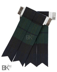 Party Kilt Flashes Black Watch