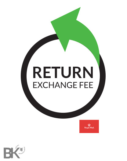 Return Exchange Fee UK