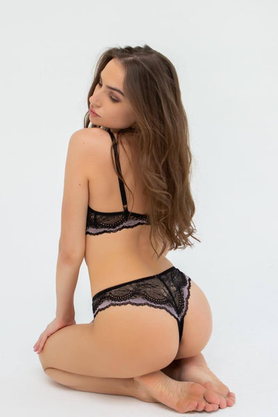 Трусики Julianna Black SokoLingerie