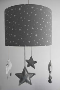Mobile Lampshades