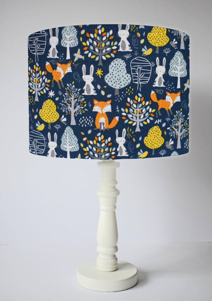Rabbits and Foxes Table Lamp Shade