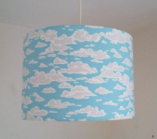 children sky lampshade ceiling pendant light