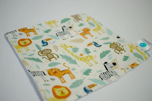 safari animal comforter