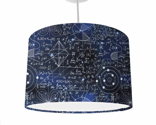 maths and science light shade