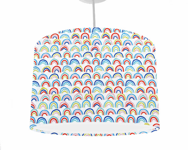 Little Rainbow ceiling pendant shade