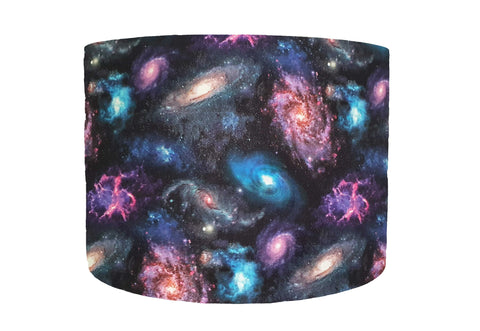 galaxy lampshade