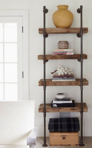 Solínas - Industrial Wall Shelf
