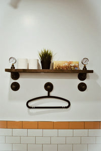 Aplós - Industrial Wall Shelf