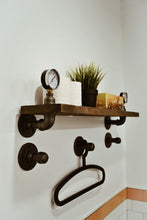 Load image into Gallery viewer, Aplós - Industrial Wall Shelf
