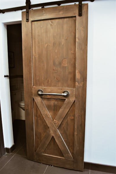 Krôs - Cross Barn Door